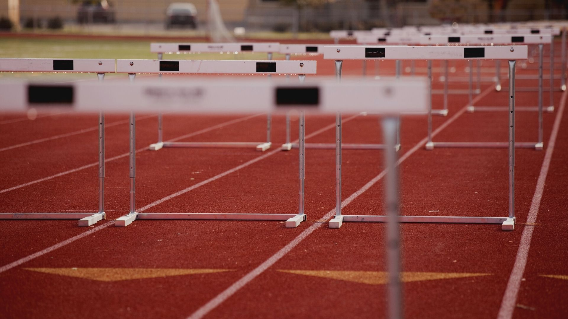 WHAT'S YOUR HURDLE 1?